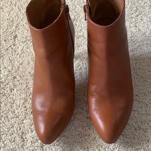 JCrew Ankle Booties